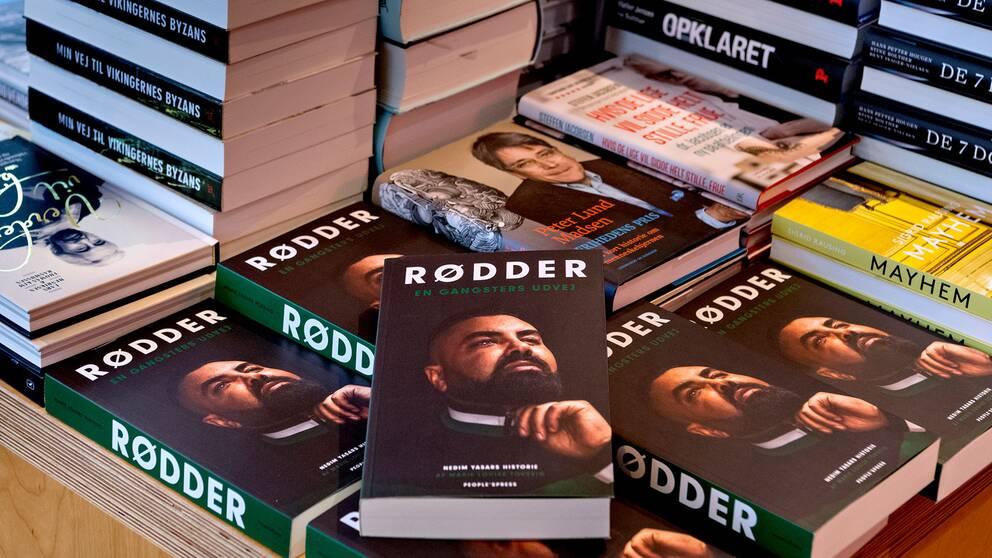 Nedim Yasar sköts samma dag som hans självbiografiska bok släpptes.
