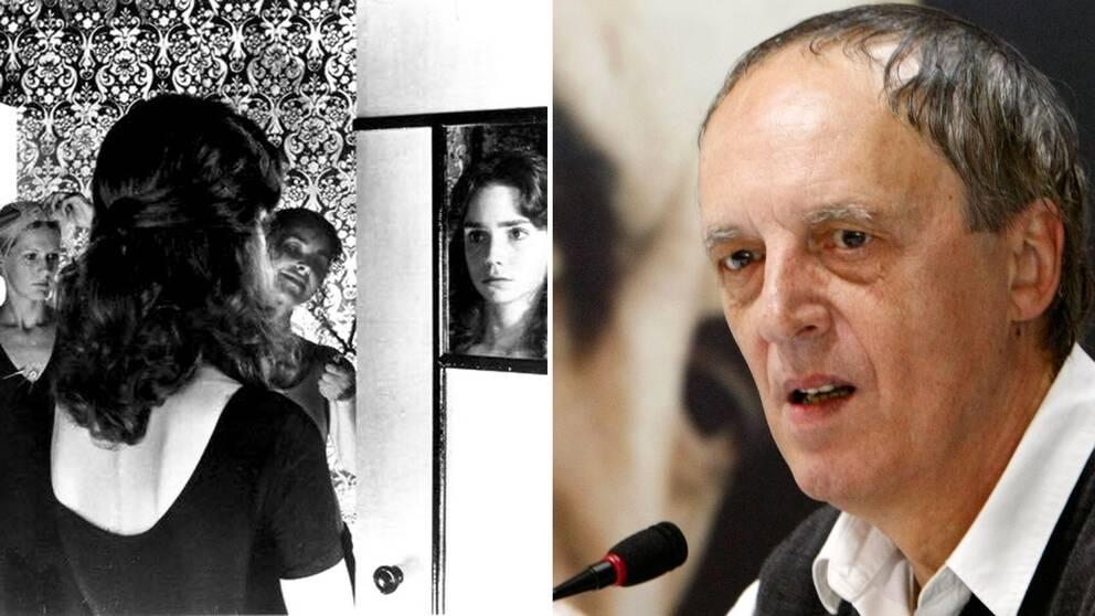 Filmregissören Dario Argento, vars film Suspiria från 1977 är aktuell igen med en nyinspelning.