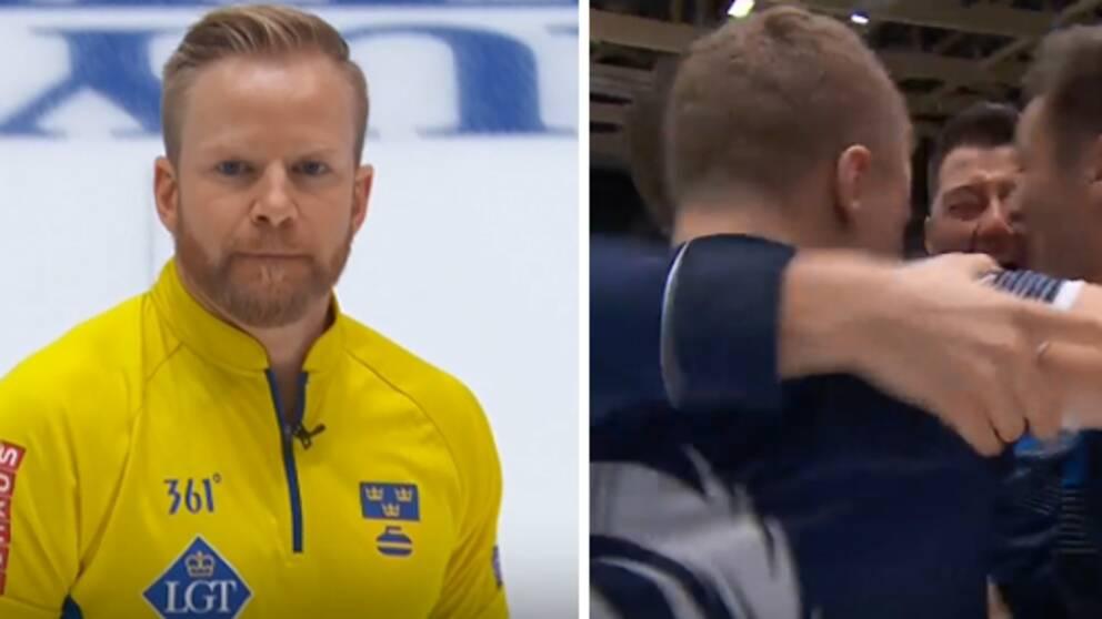 Curlinglagen mot em slutspel