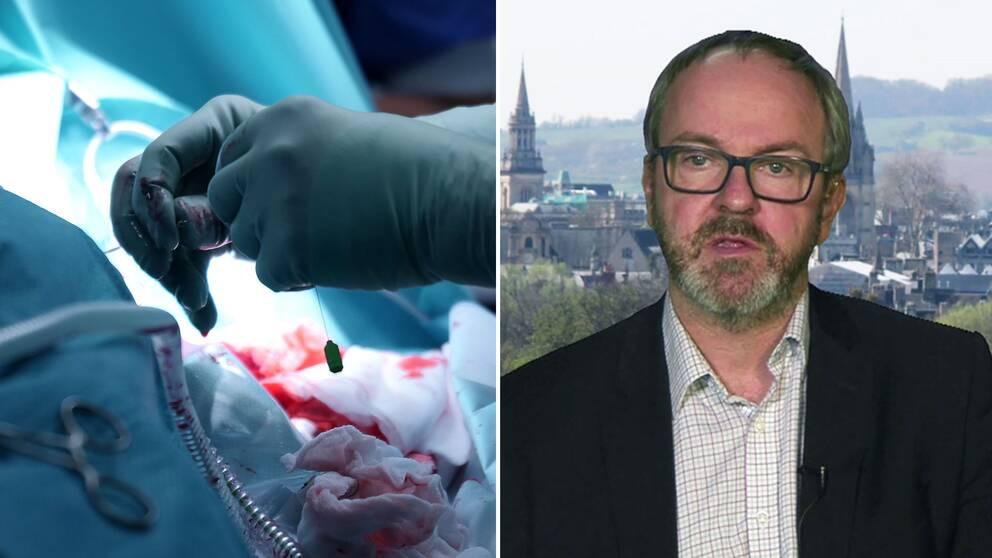 Professor Carl Heneghan tycker inte att den nya EU-lagen är tillräckligt skarp för att komma till rätta med problemen som uppstår med implantat.