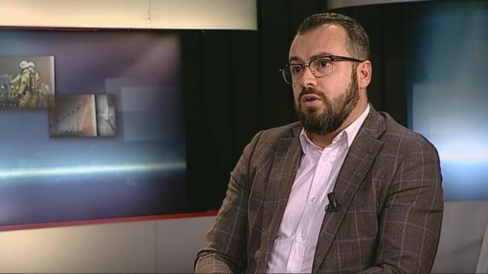 Sedat Arif, ordförande för Arbetsmarknads- och socialnämnden.