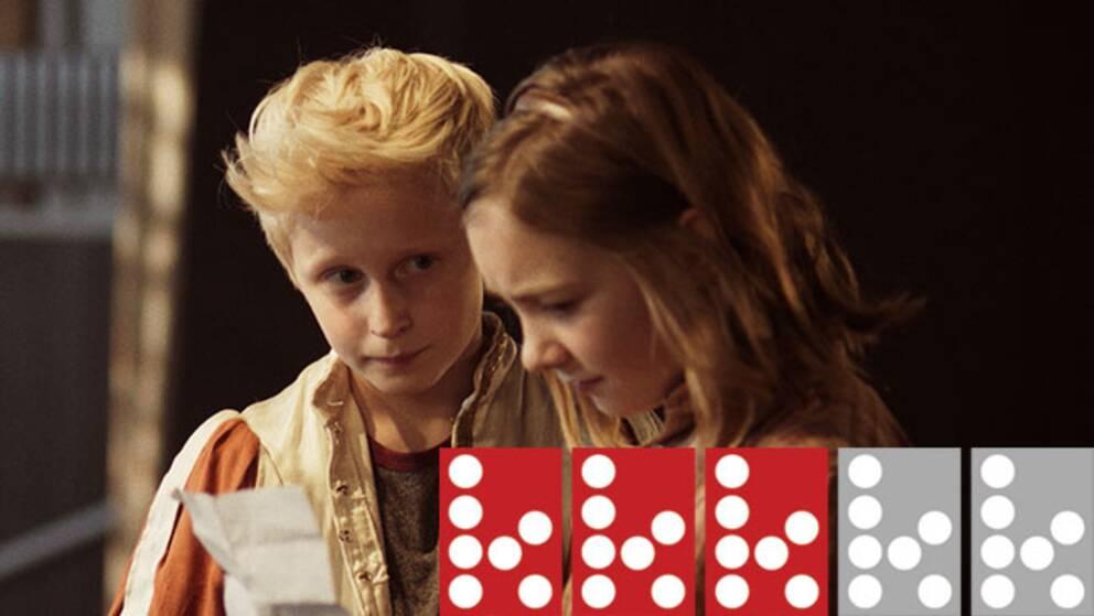 Elis Gerdt är Sune medan Lily Wahlsteen gör Sunes stora kärlek Sofie.
