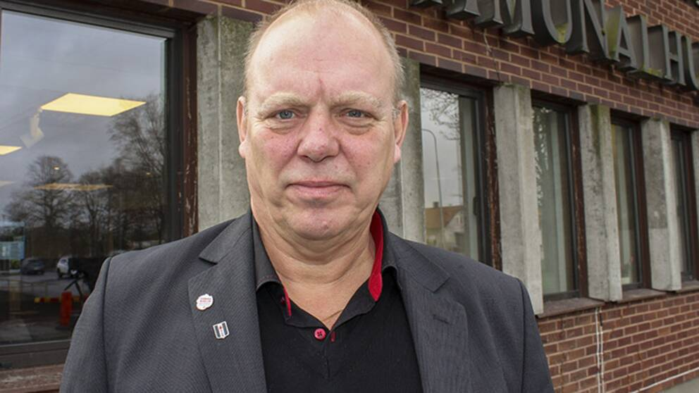 Anders Månsson, kommunstyrelsens ordförande i Bjuv.