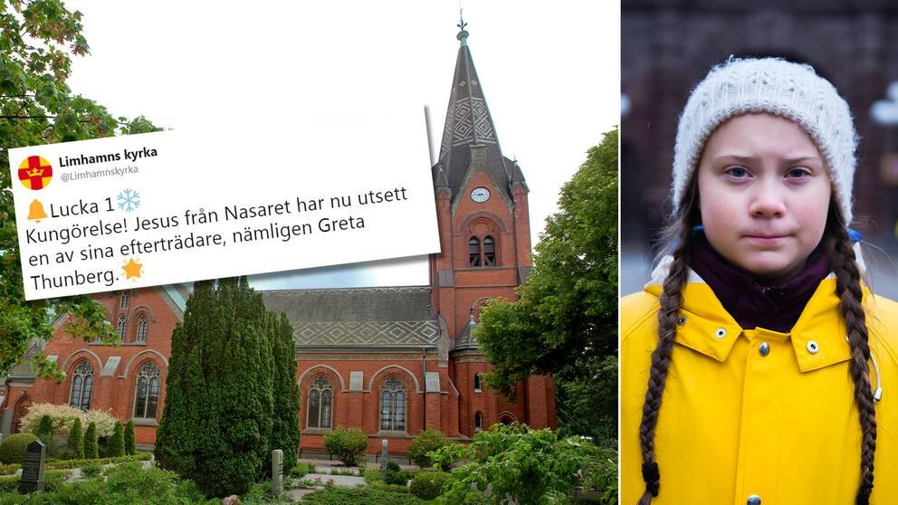 Limhamns kyrka, i Lunds stift, Skåne.