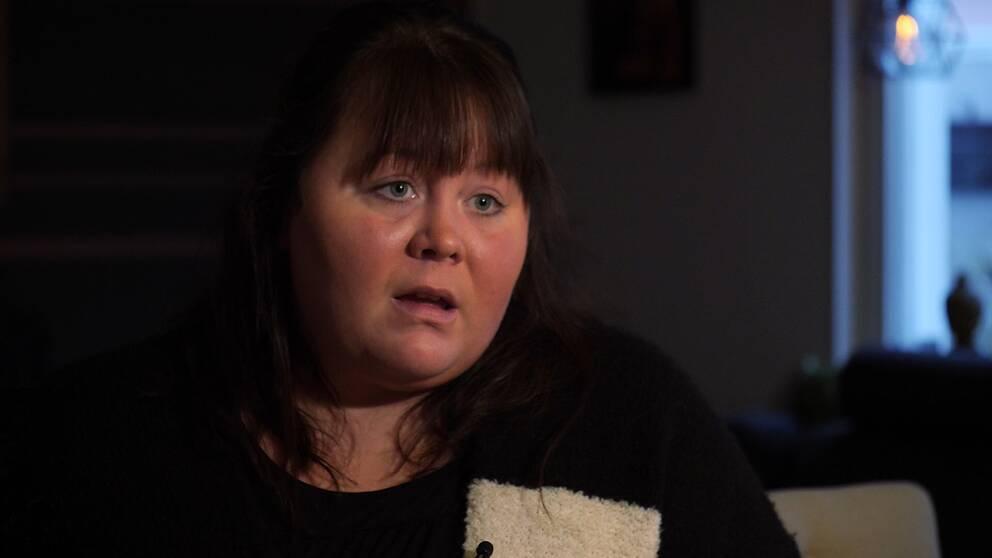 """""""Sök vård, det finns hjälp att få"""", säger Beatrice Olsson Raksuthee som har levt med tvångstankar i tio år."""