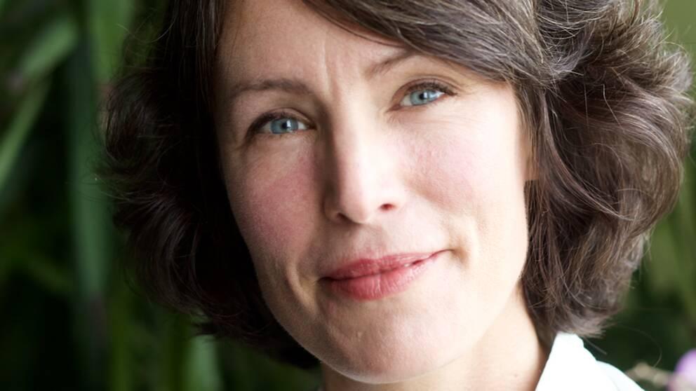 Forskare och docent Louise Adermark vid Göteborgs universitet.