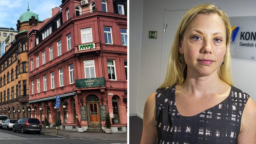 Malin de Jounge på Konkurrensverket säger att de nu kommer att inleda en utredning mot Malmö stad efter att SVT:s avslöjande.