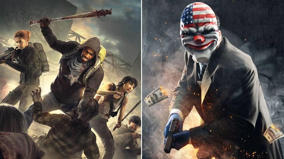 Starbreeze har gett ut spel som Overkill's The Walking Dead och Payday-serien.
