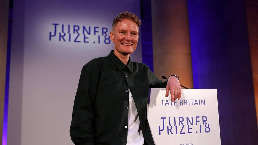 Turnerpriset till ljudkonstnar