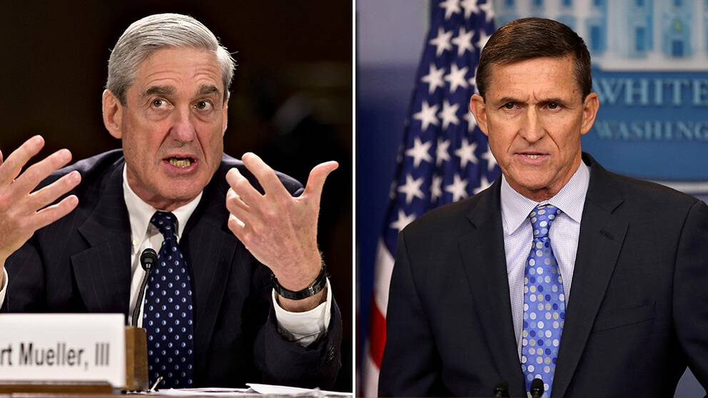 Mueller: Flynn kan slippa fängelse