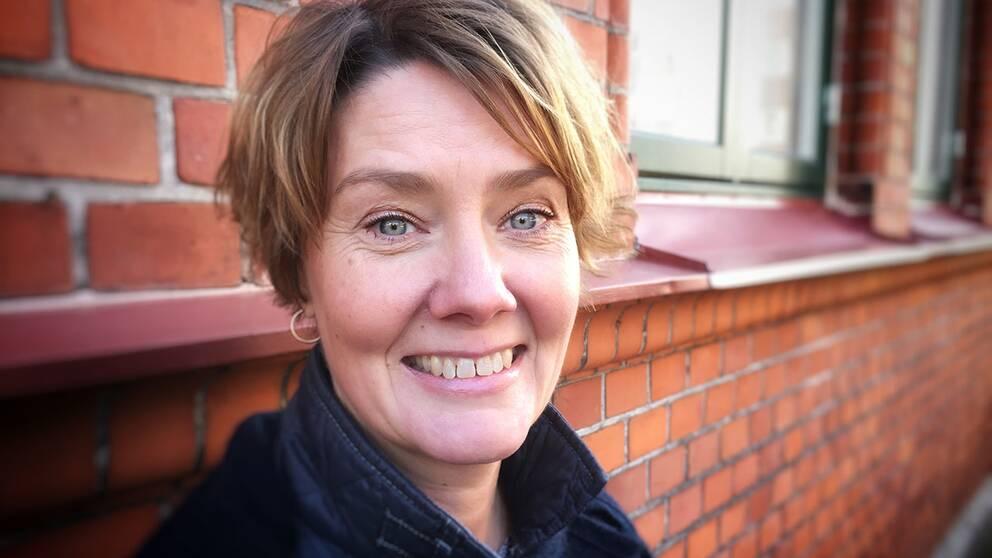 Kristina Bendz (M), kommunstyrelsens nya ordförande i Ystad.