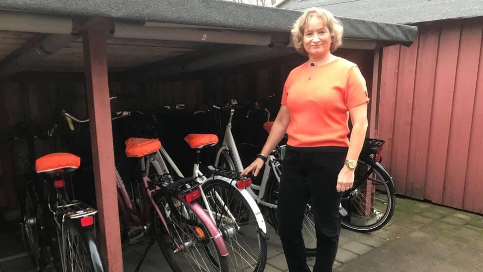 Helena Eriksson är vd på DH Solutions i Halmstad.