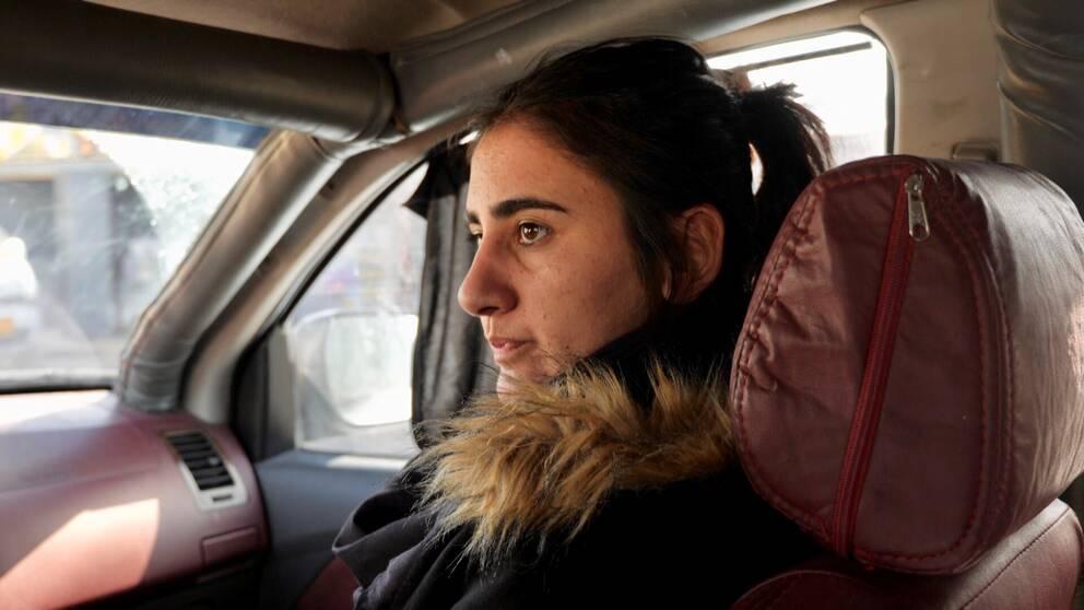Aktivisten Shirin Shinavand