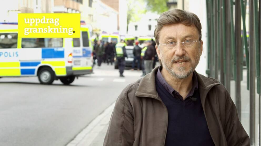 Janne Josefsson, Uppdrag granskning.
