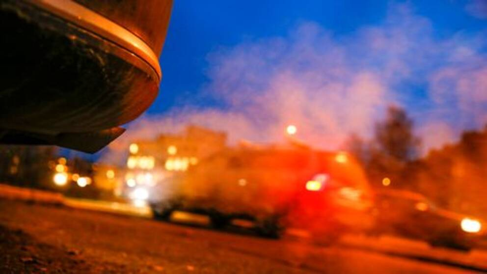 avgaser, bil, trafik, utsläpp