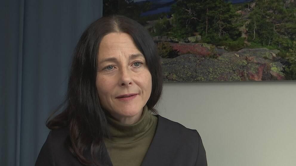 Yvonne Augustsson, handläggare Naturvårdsverket