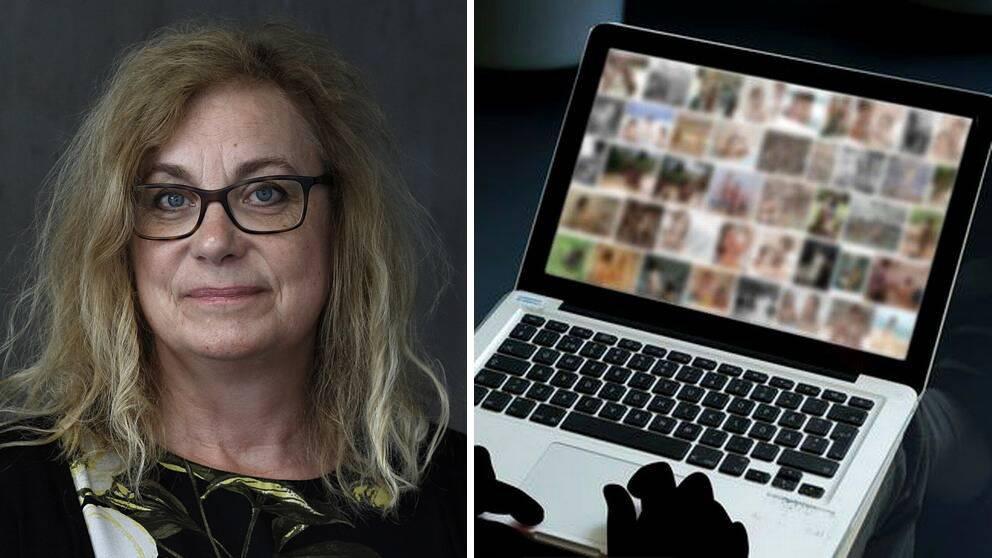 Elza Dunkels är docent i pedagogiskt arbete vid Umeå universitet. Hon forskar om barn och internet.
