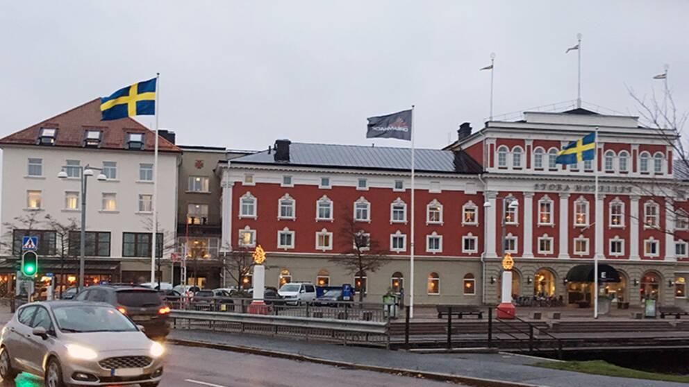 Stora hotellet i Jönköping