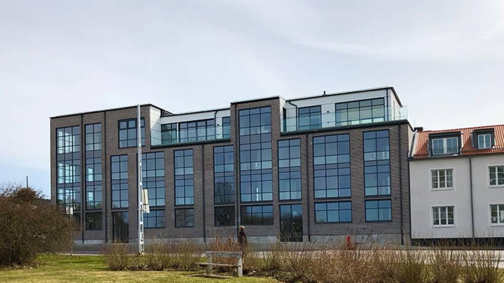 Vingården 3, nybyggnad av flerbostadshus