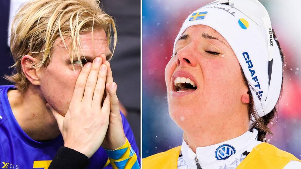 Sverige forsvarade varldsmastartiteln