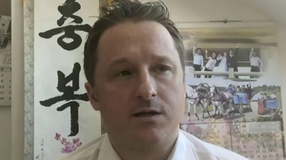Kanadensiske Michael Spavor har gripits i Kina.