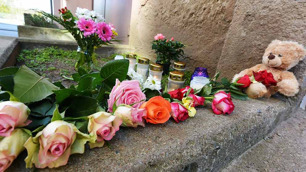 En åttaårig flicka mördades i Karlskrona under Valborgsmässoafton 2014.