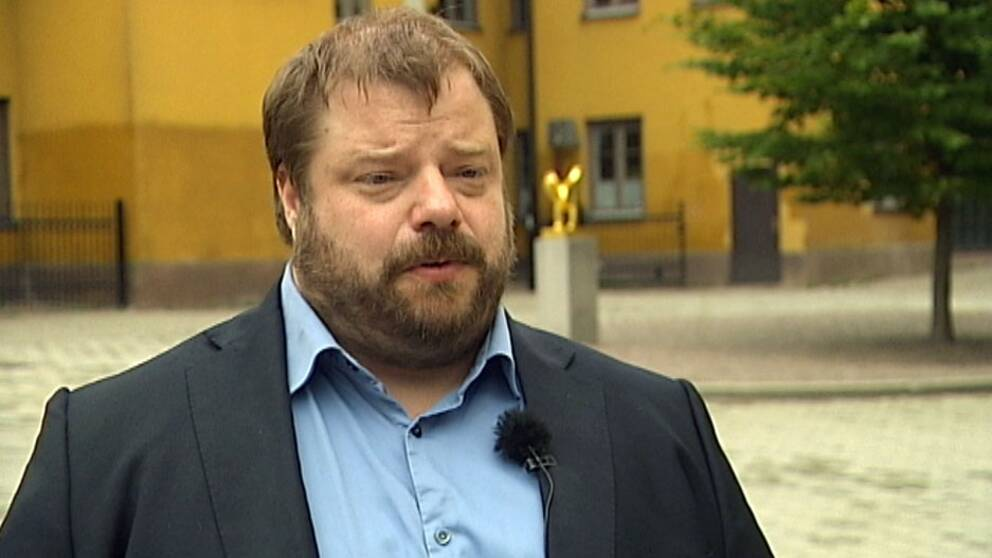 Richard Carlsson, Sverigedemokraterna i Gävleborg.