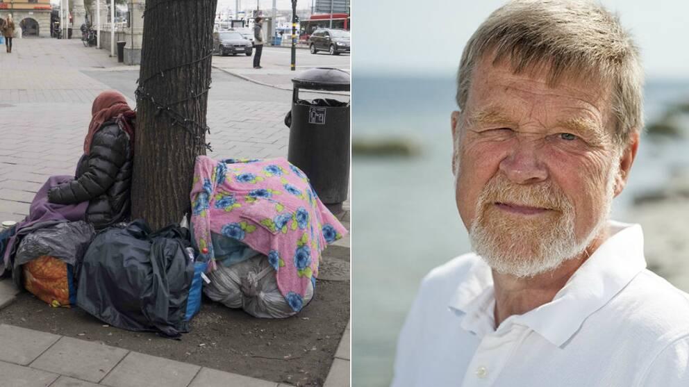 Hans Swärd, professor i socialt arbete på Lunds universitet.