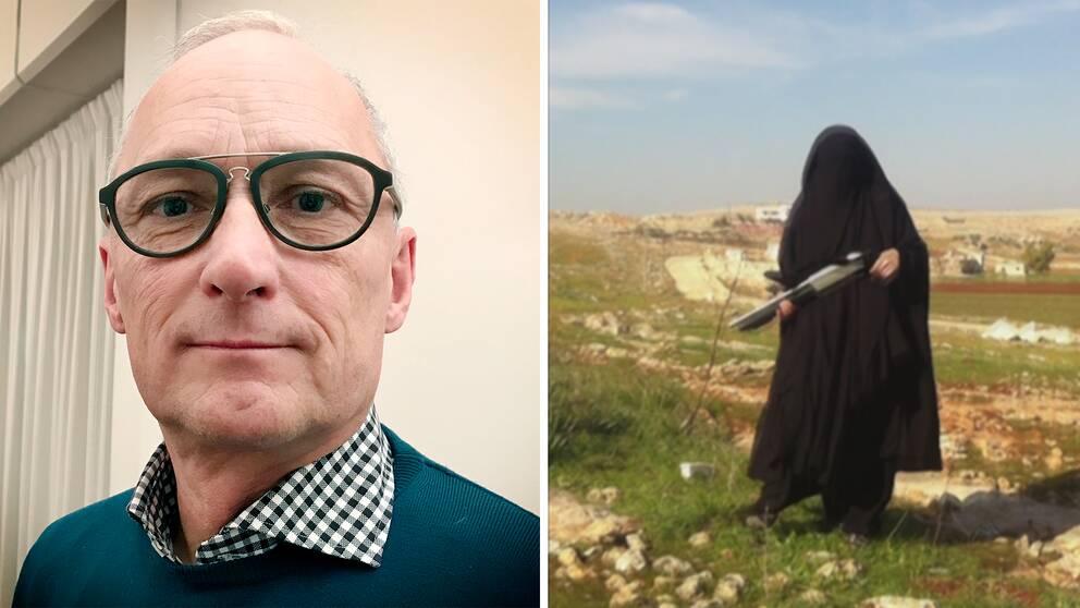 Sven-Göran Wetterberg, kommunens samordnare mot extremism