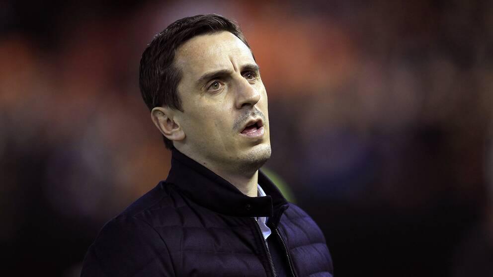 Manchester United-ikonen Gary Neville.