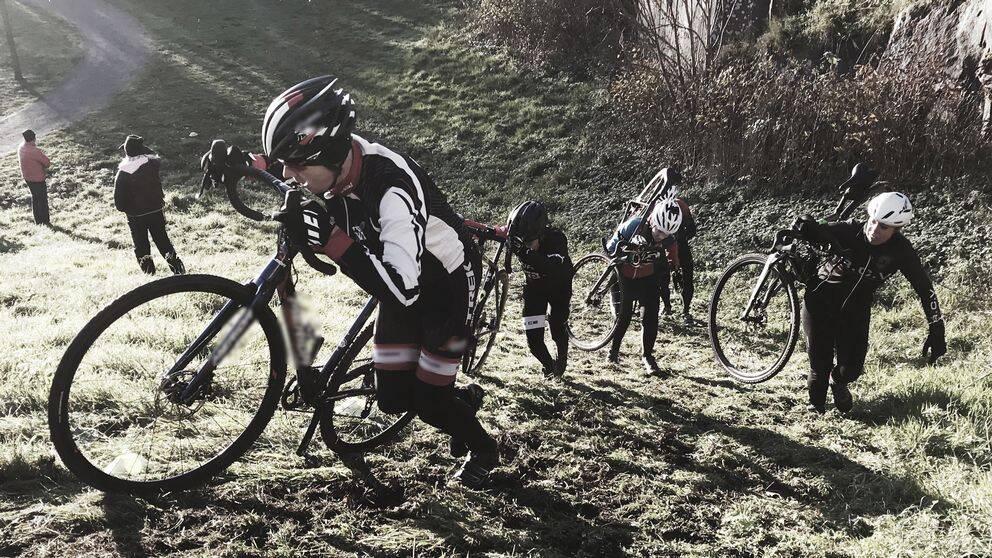 Cykelcross.