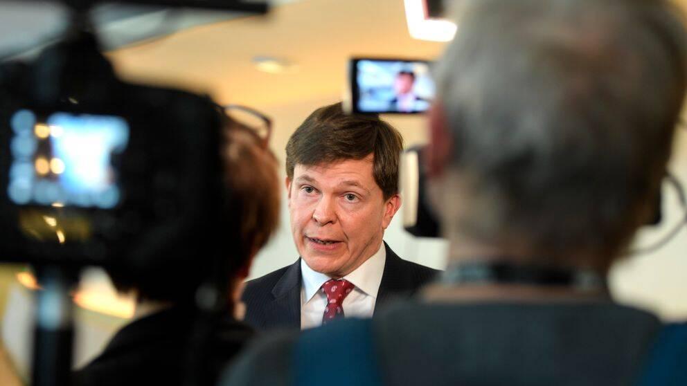 Valmyndigheten ska återkomma till talman Andreas Norlén senast den 10 januari.