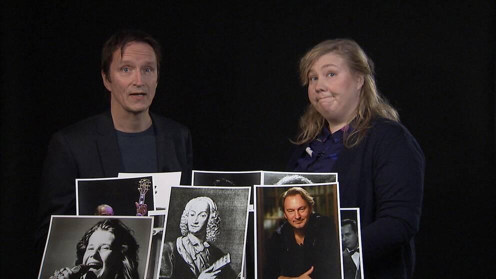 Kulturnyheternas filmkritiker Fredrik Sahlin.