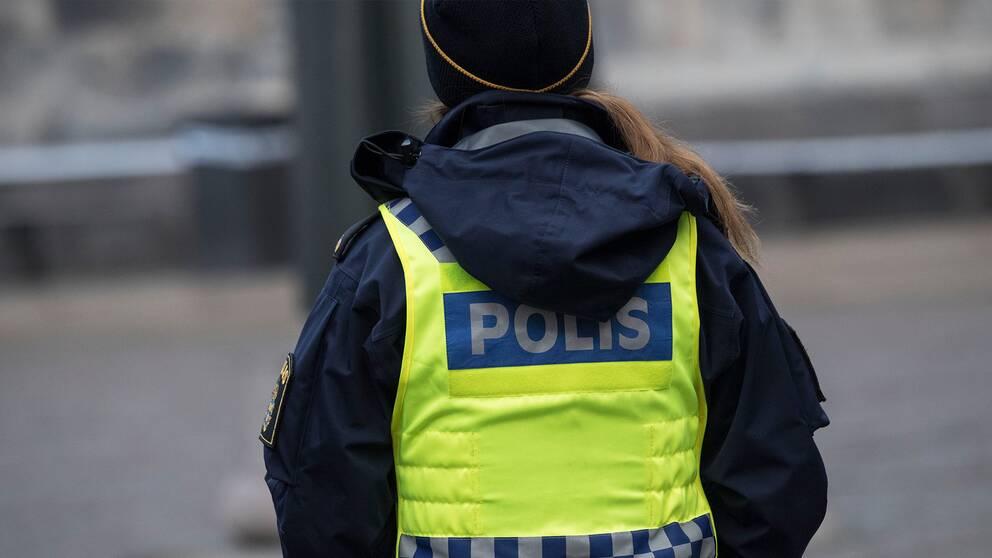 Polisens arbete mot ofredanden och trakasserier i de egna leden får underkänt av initiativtagare till #nödvärn. Arkivbild.