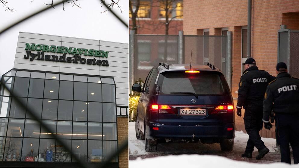 Bland annat de fyra som avtjänar straff i Sverige för terrorförberedelser mot den danska tidningen Jyllands-Posten 2010 väntas släppas snart.