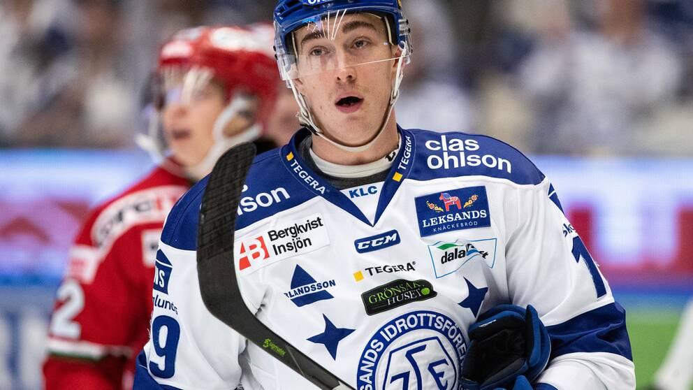 Ishockeyagenternas basta tid ar nu svenska agenter