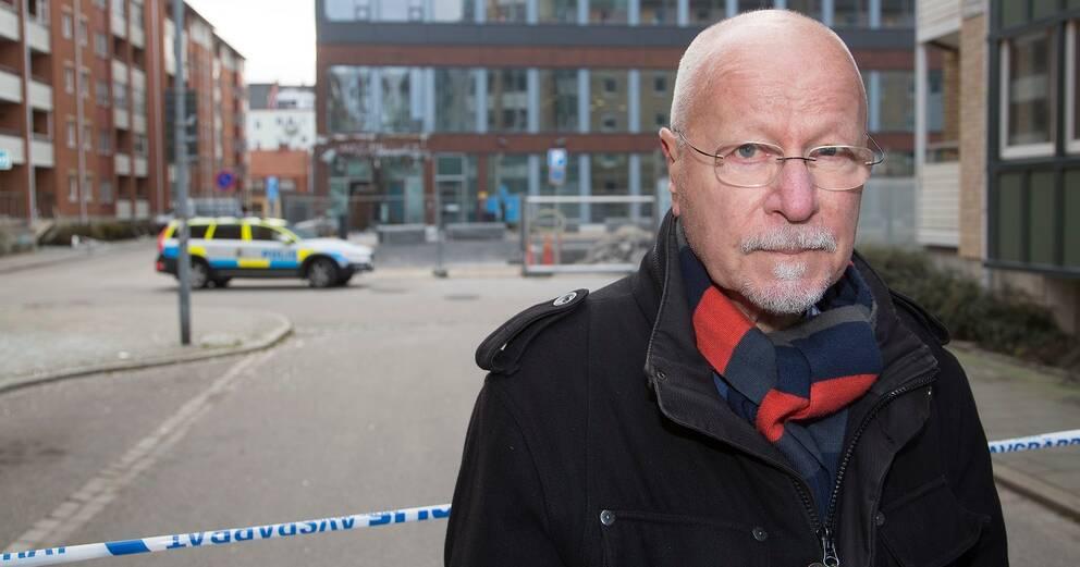 Förre överåklagaren Sven-Erik Alhem.