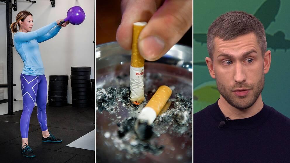 Psykologen Alexander Rozental: Fler än man tror håller sina nyårslöften