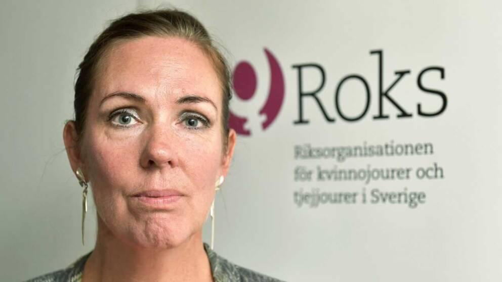 Jenny Westerstrand, ordförande för Roks, reagerar starkt på vilka förutsättningar myndigheterna har fått i projekten.