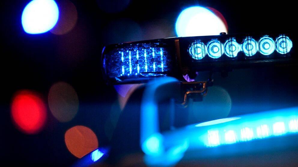 blåljus, polis