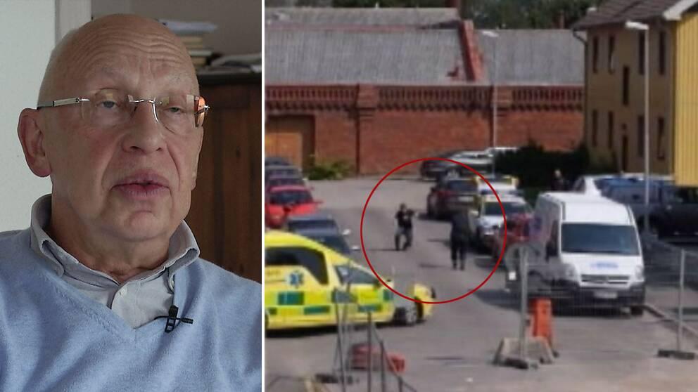 Professor Johannes Knutsson: Regelverket är så krångligt att polisen skjuter för sent