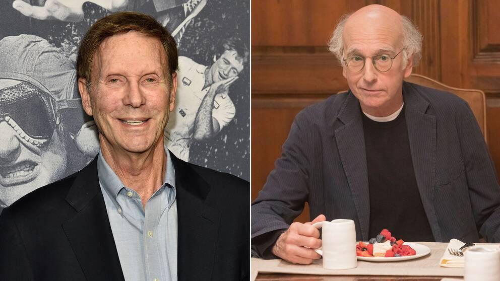 """Bob Einstein var bland annat känd från tv-serien """"Simma lugnt, Larry"""", i rollen som Larry Davids bästa vän."""