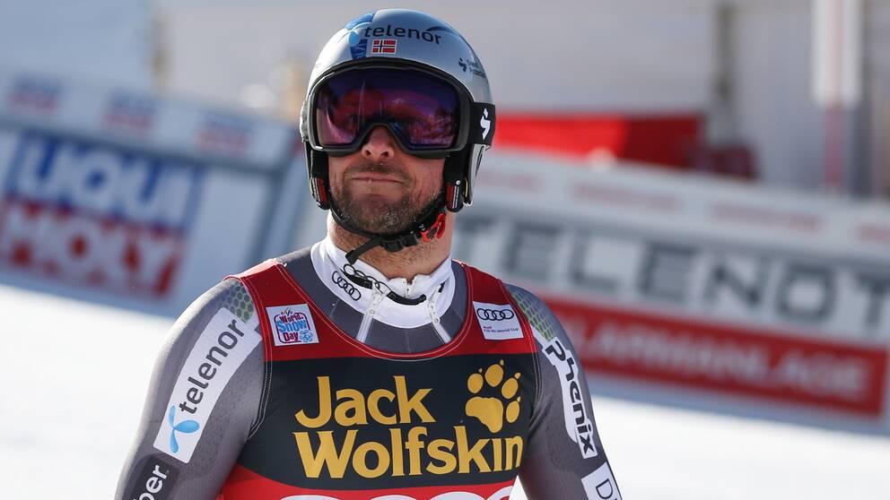 """FIS-presidentens uttalande """"är så dumt att det inte ens behöver kommenteras"""" enligt Norges alpinstjärna Aksel Lund Svindal"""