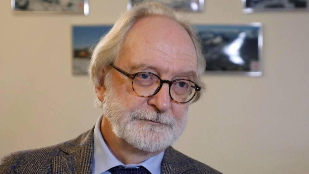 Tommy Iseskog, jurist och expert på arbetsrätt