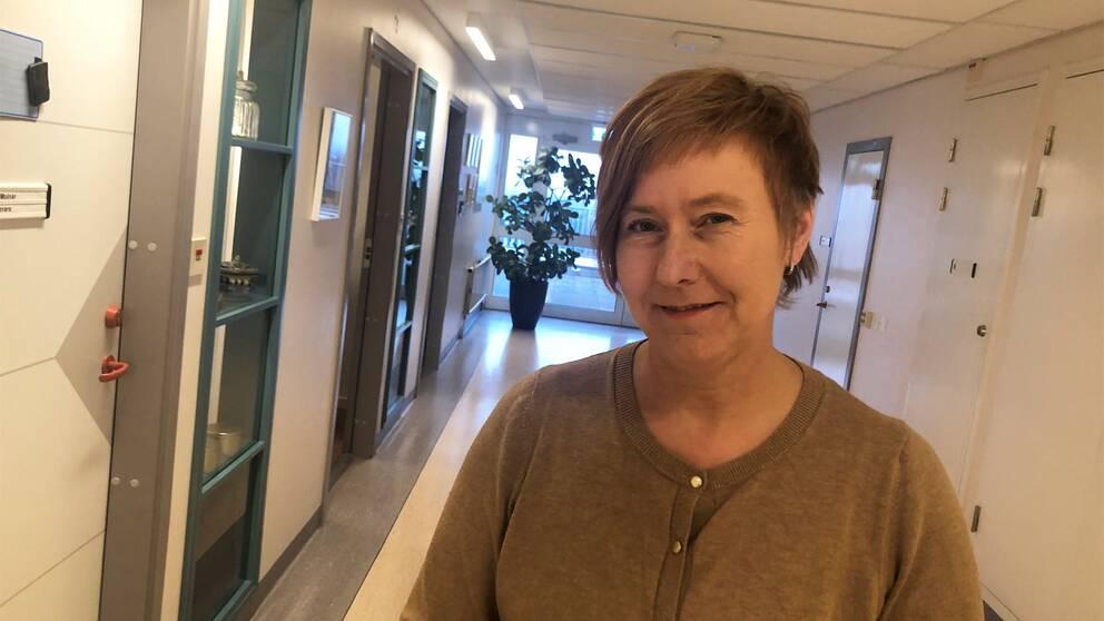 Elisabeth Liljekvist, närsjukvårdschef i område norr.