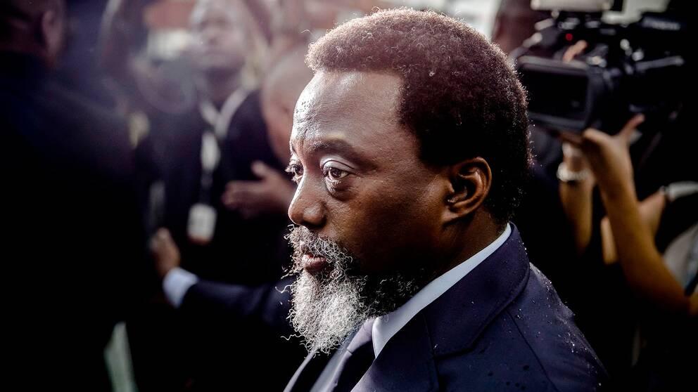 Joseph Kabila, Kongo-Kinshasas sittande president