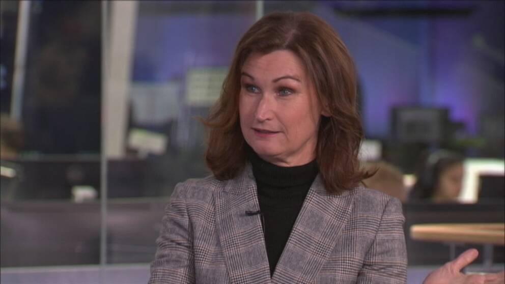 Förhandlingsexperten Viveca Sten.