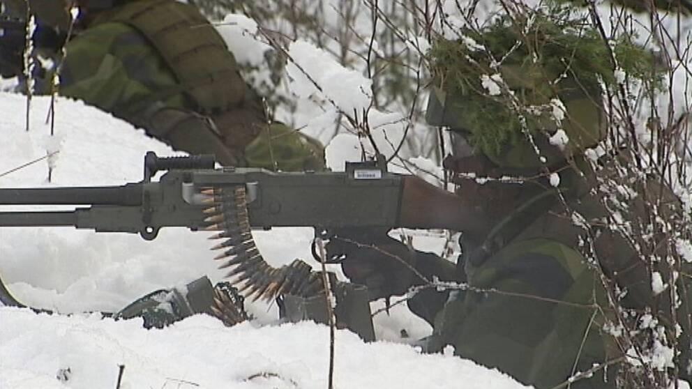 Sollefteå kommun kraftsamlar nu för att flytta fram positionerna när det framtida svenska försvaret ska ta form.