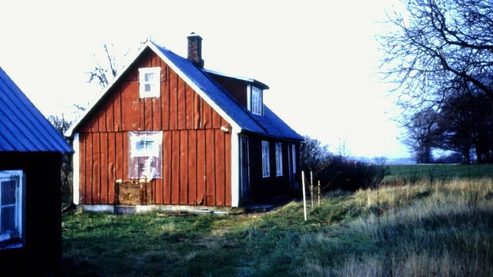 Ödehus i Laholm.