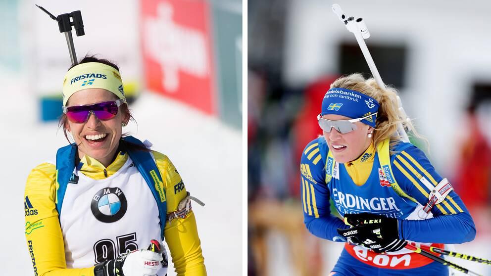 """Skidskyttarna Elisabeth Högberg och Ingela Andersson får chansen i världscupsprinten i Oberhof. """"Det är ett vinna eller försvinna-läge för dem för att ta en VM-plats"""", säger SVT Sports expert Björn Ferry."""